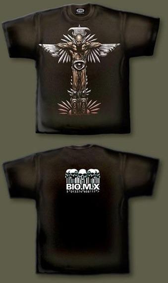 koszulka CRUCIFIX [BM115600]