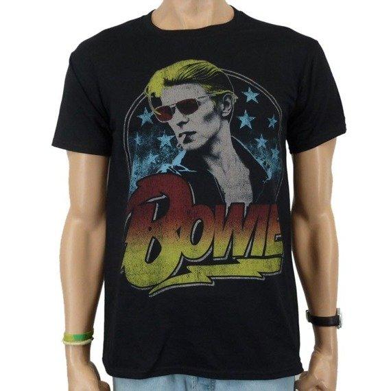 koszulka DAVID BOWIE - SMOKING