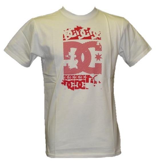 koszulka DC - BLOCKY (WHITE)