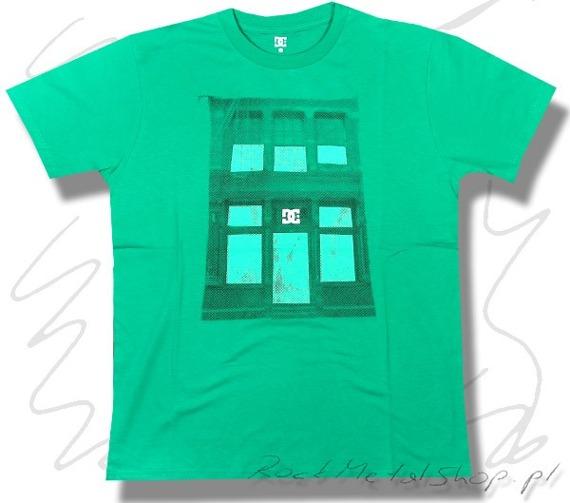 koszulka   DC Sew Hoe turkusowa