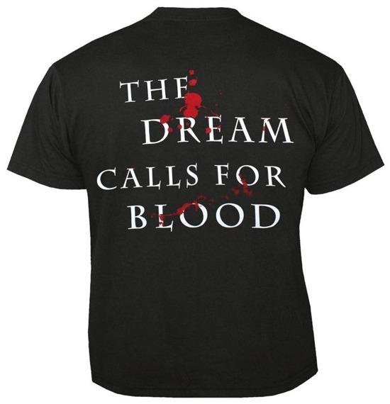 koszulka DEATH ANGEL - THE DREAM CALLS FOR BLOOD