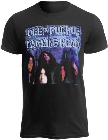 koszulka DEEP PURPLE - MACHINE HEAD