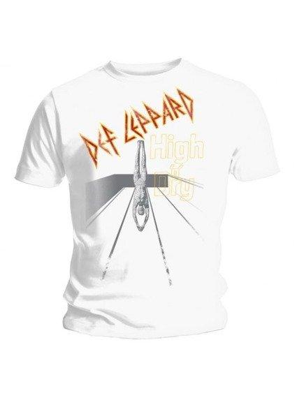koszulka DEF LEPPARD - HIGH 'N' DRY
