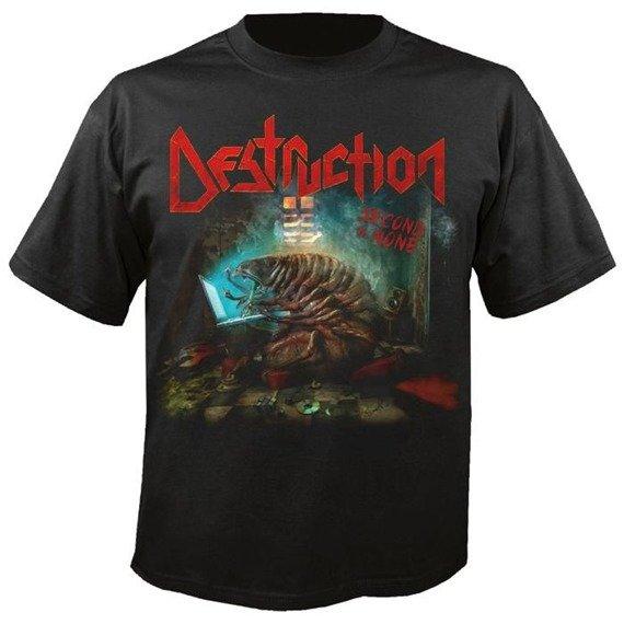 koszulka DESTRUCTION - SECOND TO NONE