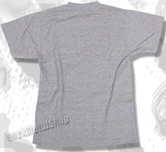 koszulka DEZERTER - 1981-2011 kolor: szary melanż