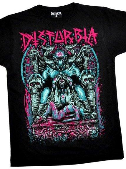 koszulka DISTURBIA - SACRIFICE (BLACK)