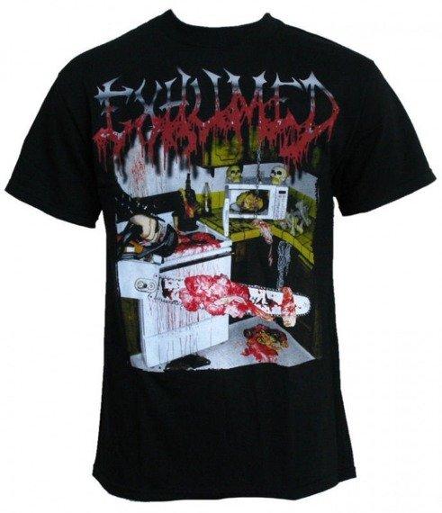 koszulka EXHUMED - GORE METAL