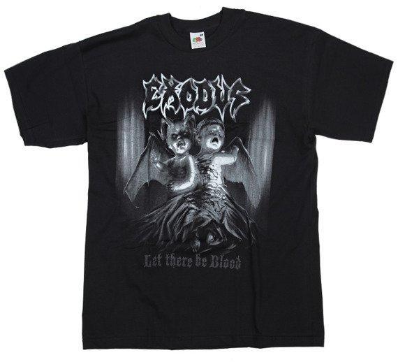 koszulka EXODUS - LET THERE BE BLOOD