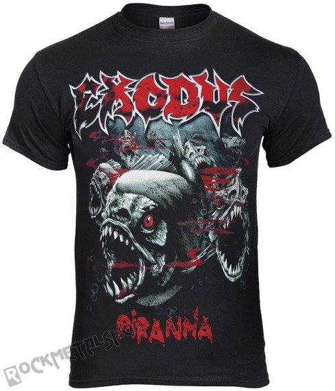 koszulka EXODUS - PIRANHA