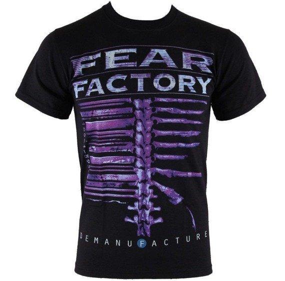 koszulka FEAR FACTORY - DEMANUFACTURE