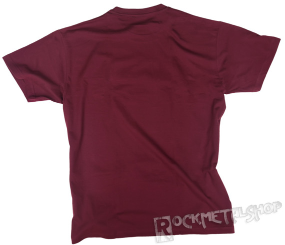 koszulka FRONTSIDE - KSIĄDZ bordowa