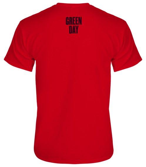 koszulka GREEN DAY - PICTURE