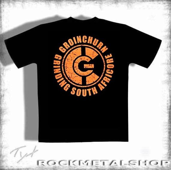 koszulka GROINCHURN - RINDING SOUTH AFRICORE