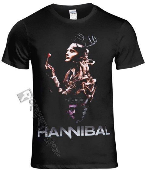 koszulka HANNIBAL - EAT THE RUDE