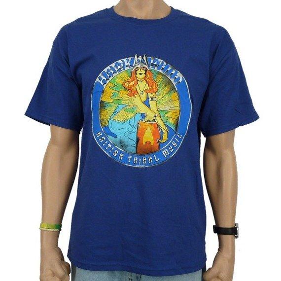 koszulka HAWKWIND - BRITISH TRIBAL MUSIC