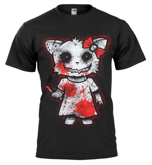 koszulka HELLO KITTY CUTTHROAT