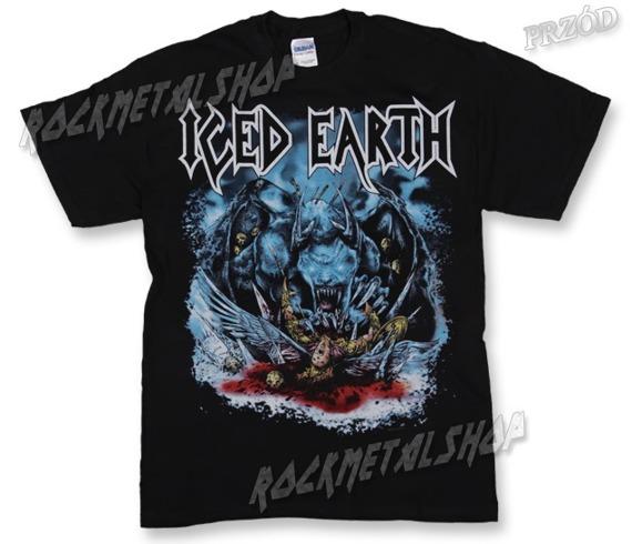 koszulka ICED EARTH - FIRST ALBUM COVER
