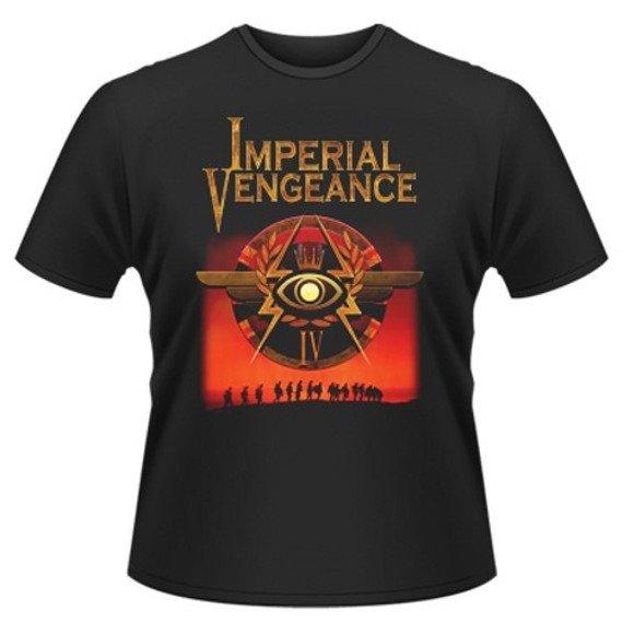 koszulka  IMPERIAL VENGEANCE - NEVER SHALL BE SLAVES