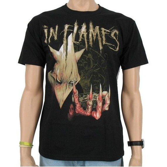 koszulka IN FLAMES - LABYRINTH