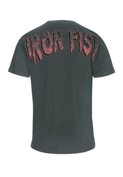 koszulka IRON FIST '09 (Booty Call) (Charcoal)