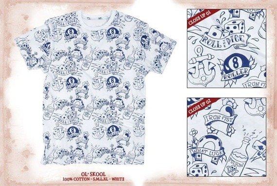 koszulka IRON FIST(SKOOL)