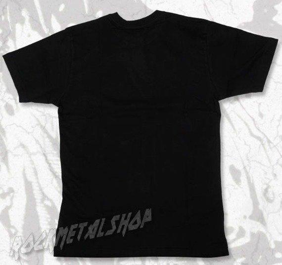 koszulka IRON FIST - UNICORNOGRAPHY (BLACK)