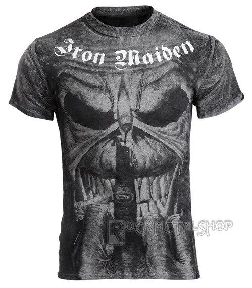 koszulka IRON MAIDEN - EDDIE CANDLE FINGER
