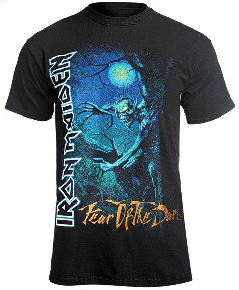 koszulka IRON MAIDEN - FEAR OF THE DARK