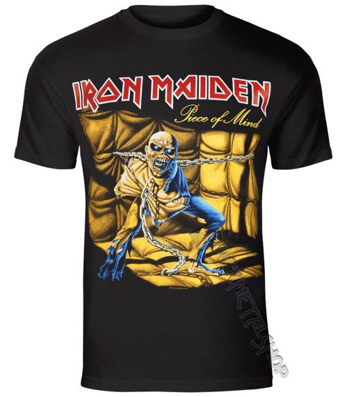 koszulka IRON MAIDEN - PIECE OF MIND