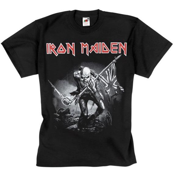 koszulka IRON MAIDEN - THE TROOPER