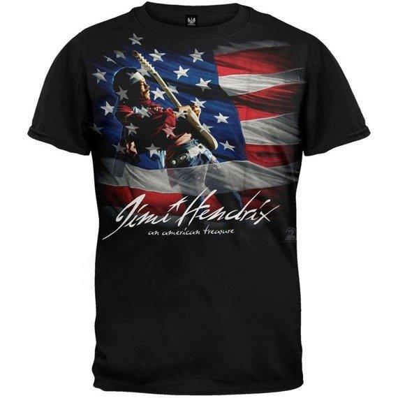 koszulka JIMI HENDRIX - AMERICAN MUSIC
