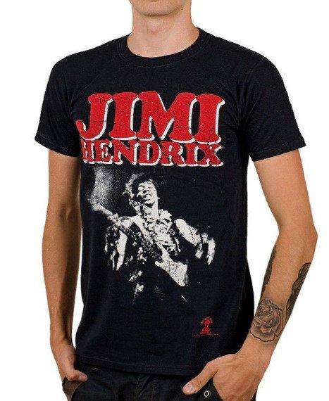 koszulka JIMI HENDRIX - BLOCK LOGO
