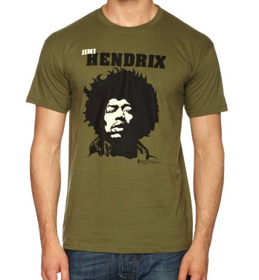 koszulka JIMI HENDRIX - CLOSE UP