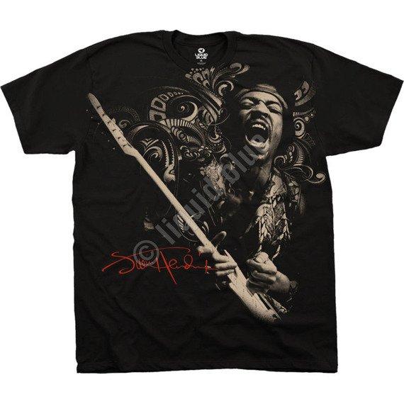 koszulka JIMI HENDRIX - SCREAM FREEDOM