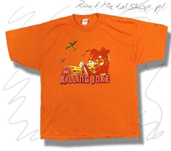koszulka  KILLING JOKE - LIVE GATHERING