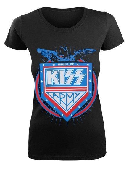 koszulka KISS - BAND