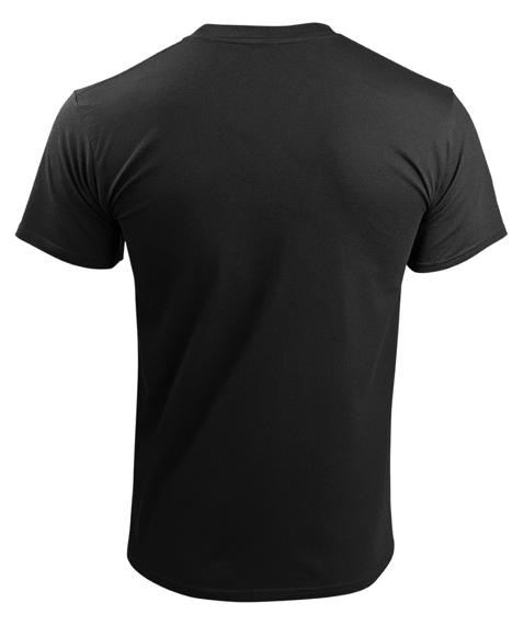 koszulka KISS - LOGO BLACK