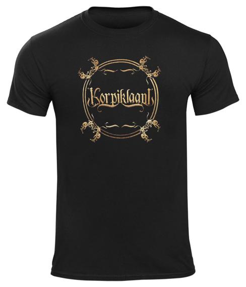koszulka KORPIKLAANI - GOLDEN CIRCLE
