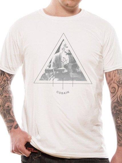 koszulka KURT COBAIN - TRIANGLE PHOTO