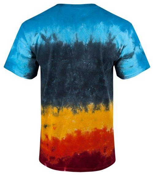 koszulka LED ZEPPELIN - ICARUS 1975, barwiona