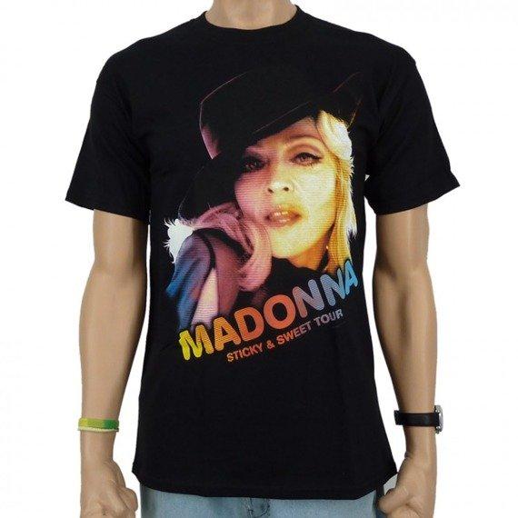 koszulka MADONNA - HAT STICKY