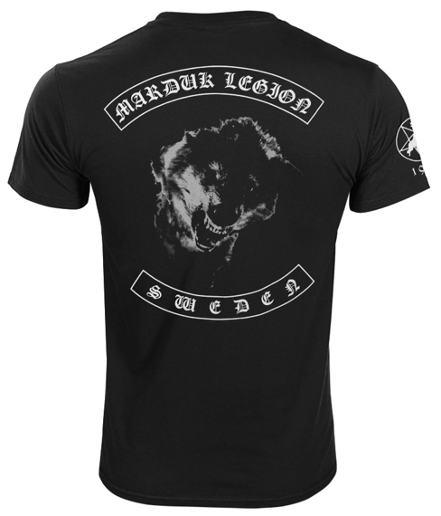 koszulka  MARDUK - LEGION