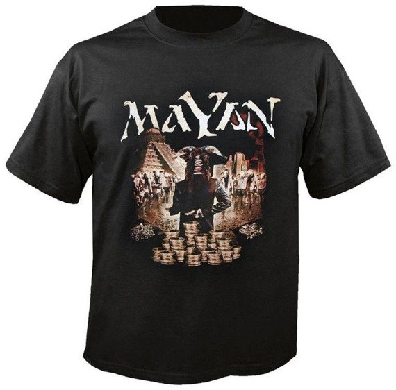 koszulka MAYAN - QUARTERPAST