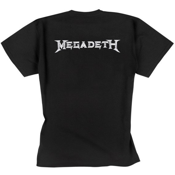 koszulka MEGADETH - TH1RT3EN