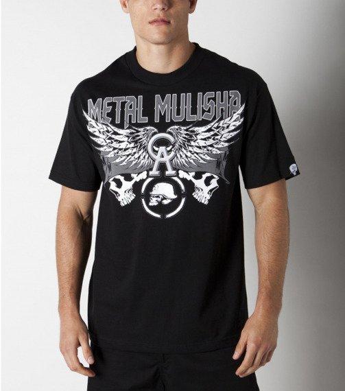 koszulka METAL MULISHA - ACKERMAN CA czarna