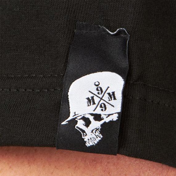 koszulka METAL MULISHA - CRUSHER czarna