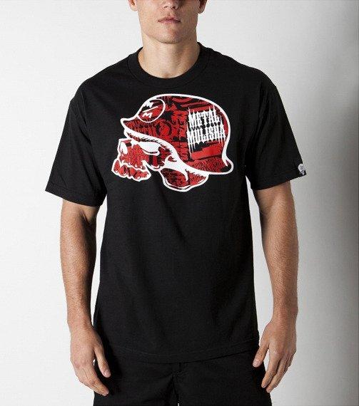 koszulka METAL MULISHA - FRIED czarna