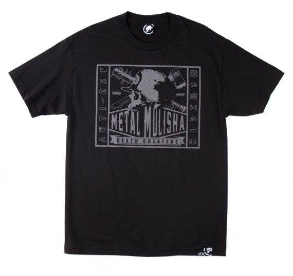 koszulka METAL MULISHA - TRADE czarna