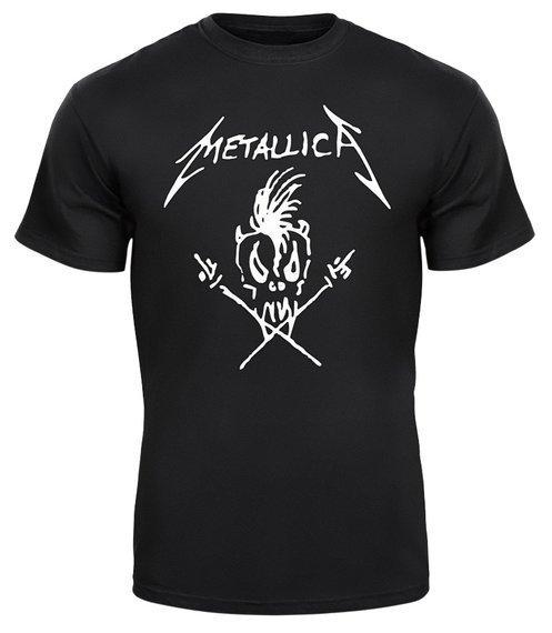 koszulka METALLICA - DEALER BAND