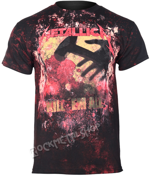 koszulka METALLICA - KILL EM ALL A/O